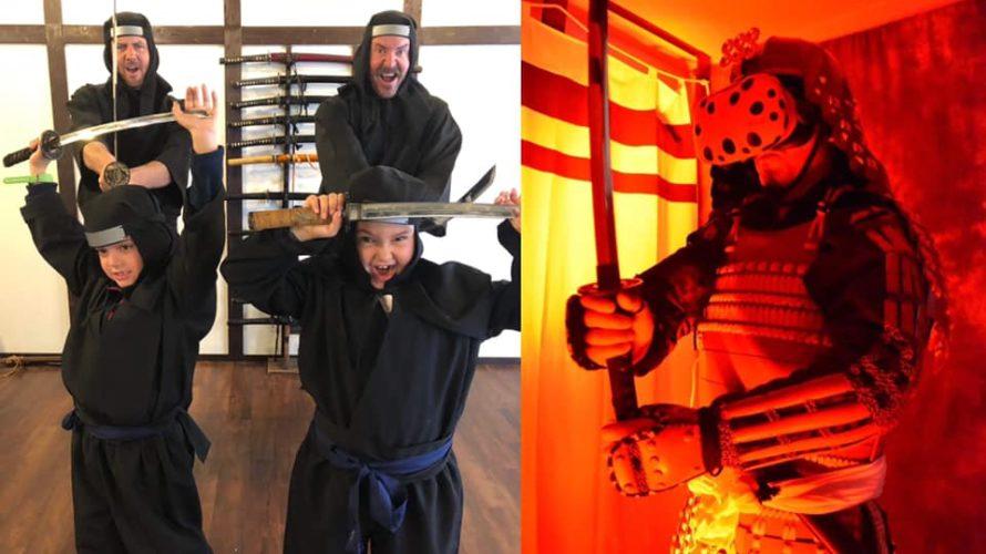 【通訳ガイド・IR・インバウンド事業者向け】新今宮の忍者堂で忍者コト体験!(忍者・VR体験、交流会あり)