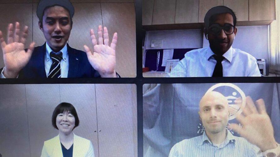公益社団法人京都府観光連盟の海外旅行社向け京都府オンラインミーティング(中東市場)を実施させていただきました